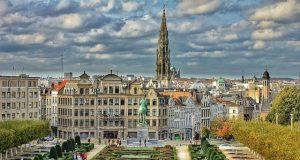 Город Брюссель, Бельгия