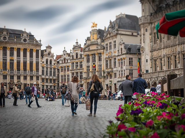 Численность населения Бельгии