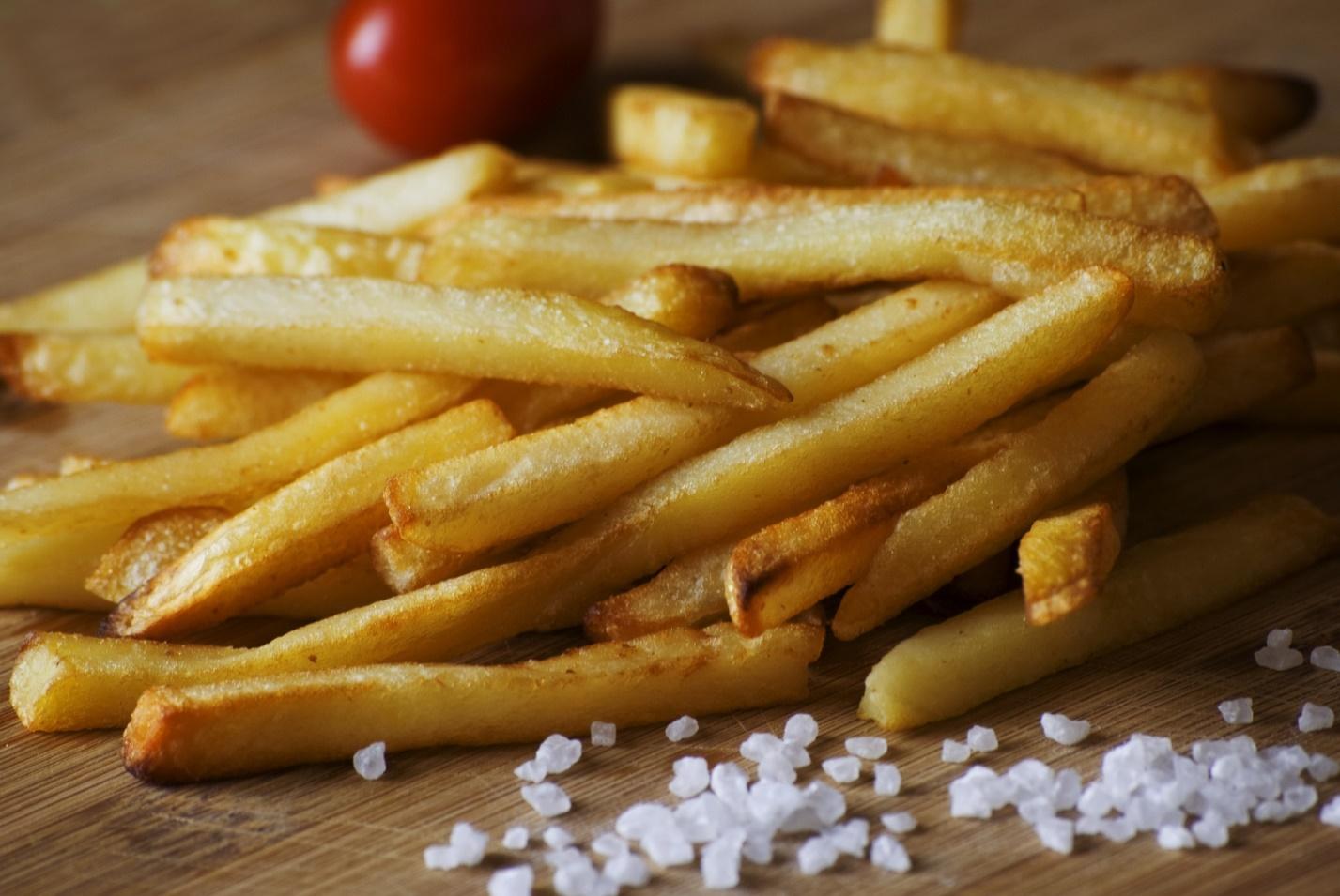 картошки фри