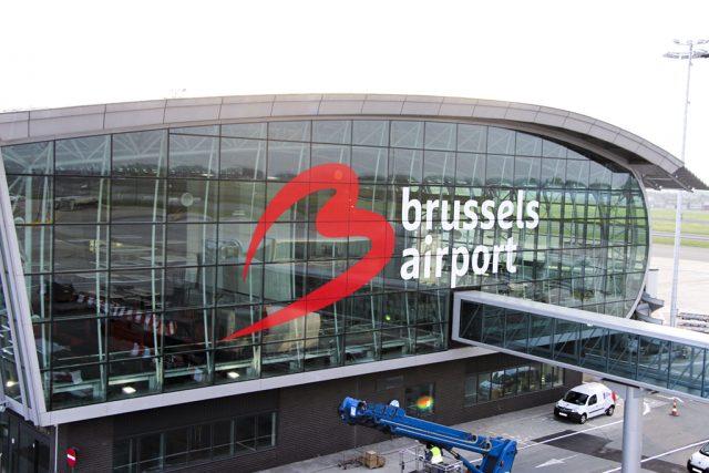 Международные аэропорты Бельгии