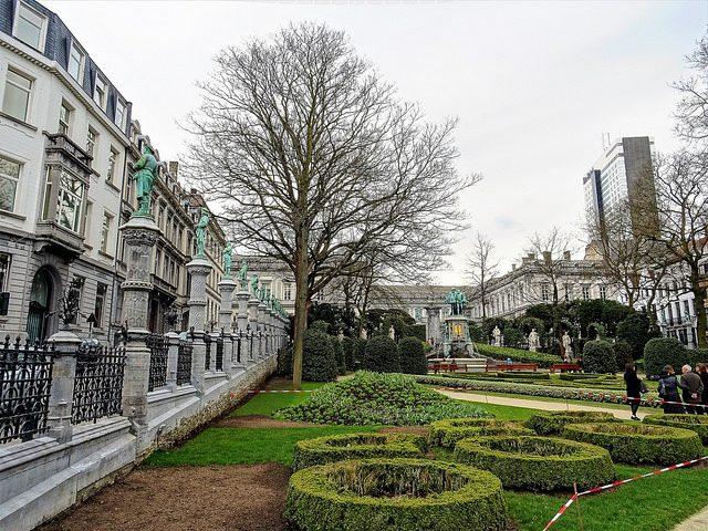 Погода в Брюсселе в марте