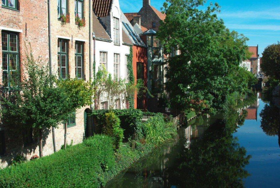 Климат Бельгии